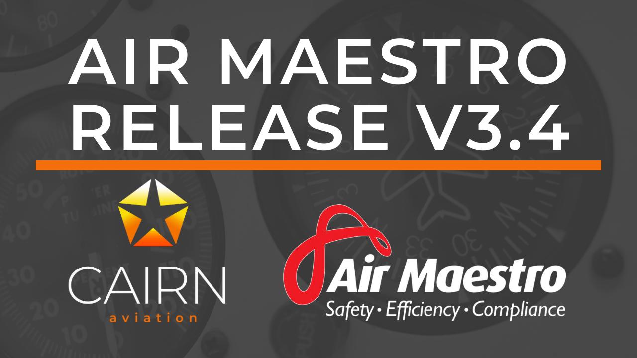 Air Maestro V3.4